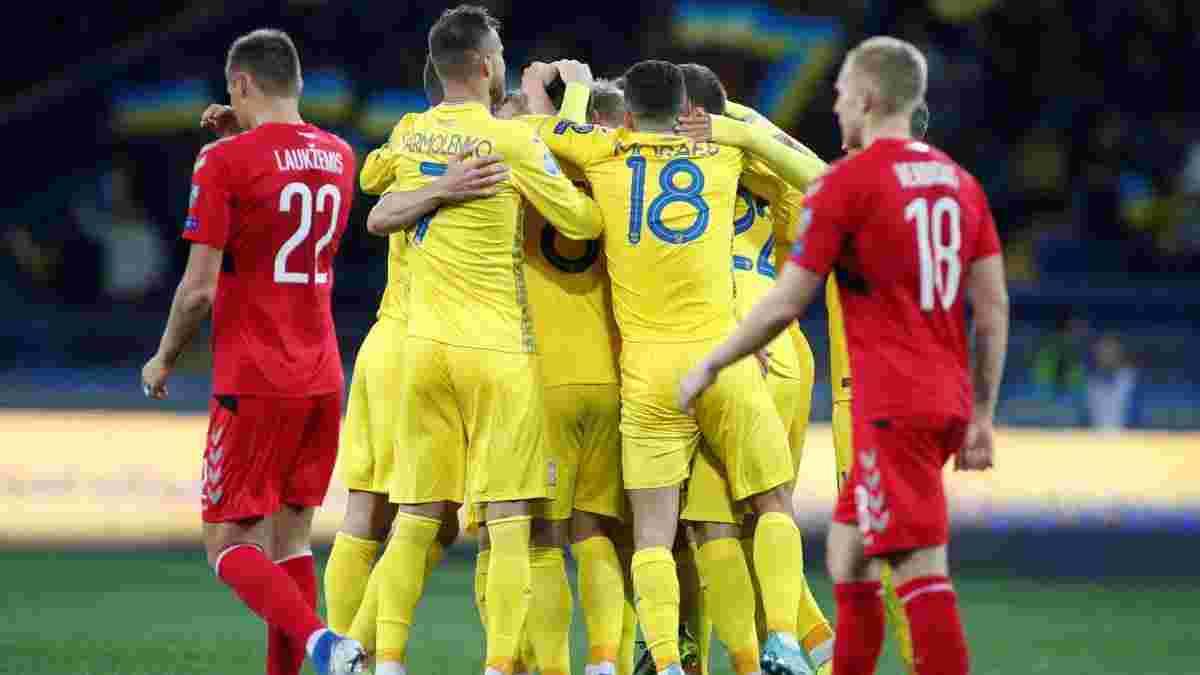 Сборная Украины проведет ближайшие матчи в Киеве – Львов потерял право принять поединки отбора к ЧМ-2022