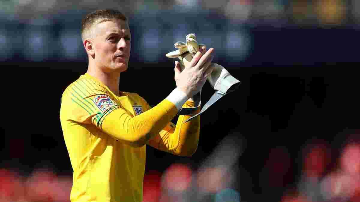 Англія втратила Пікфорда на старт кваліфікації до ЧС-2022