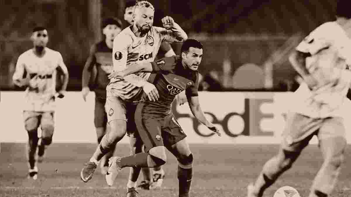 Шахтер – Рома: анонс матча 1/8 финала Лиги Европы