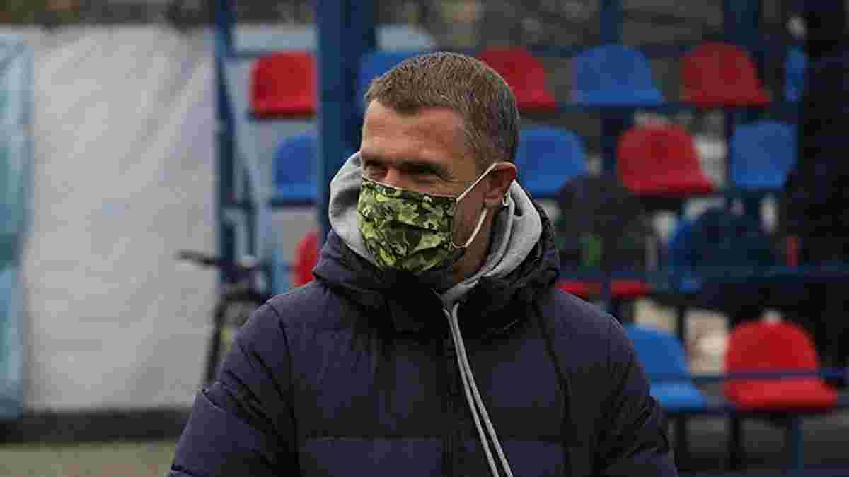 Ребров відвідав тренування Олімпіка – тренер Ференцвароша з'явився у компанії президента донецького клубу