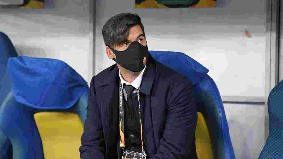 Шахтар – Рома: післяматчева прес-конференція Паулу Фонсеки