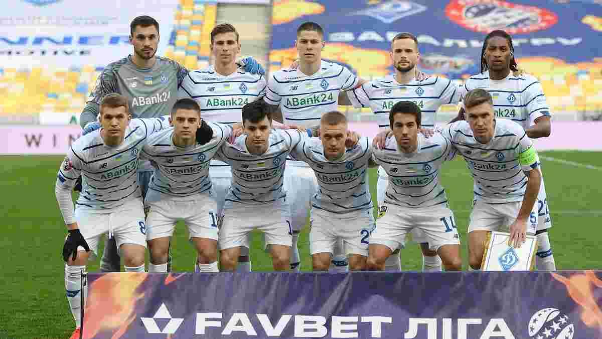 Сабо: Зараз шанси Динамо на чемпіонство – 90%