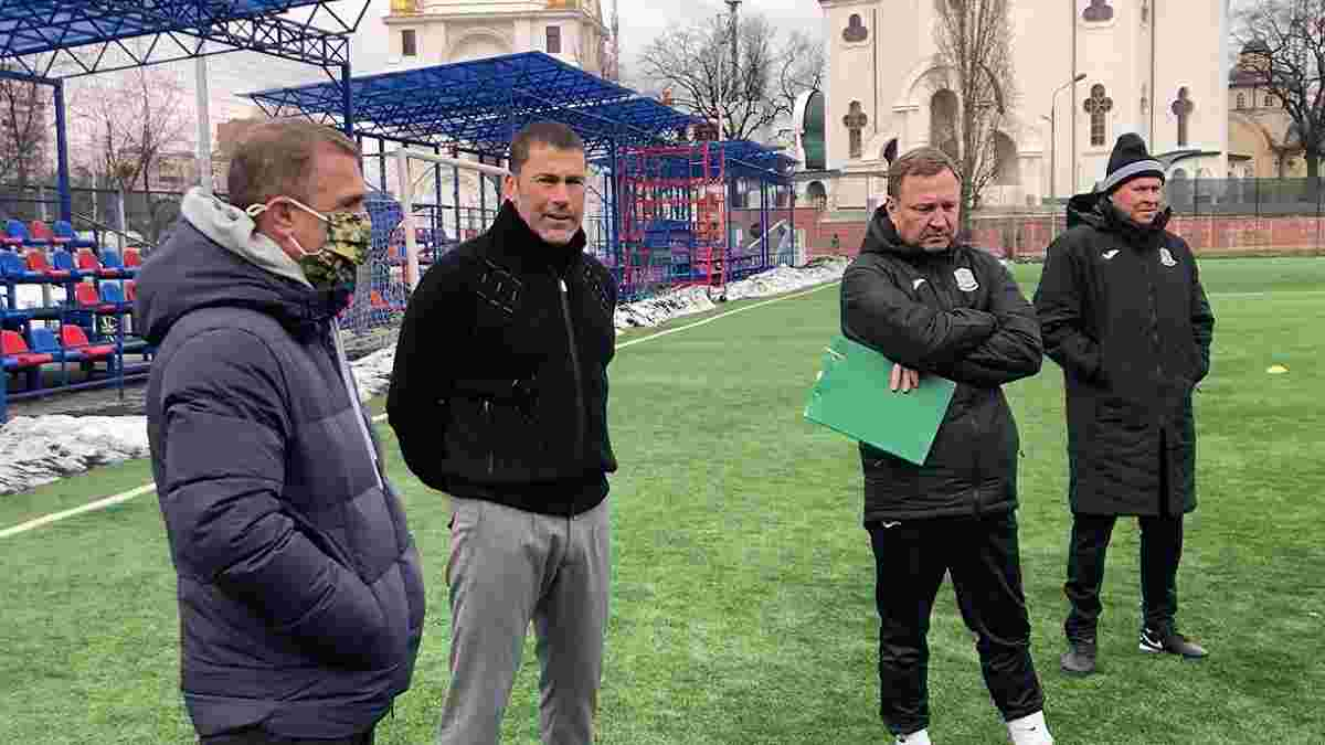 Ребров розкрив основну причину, чому відмовився очолити Динамо влітку
