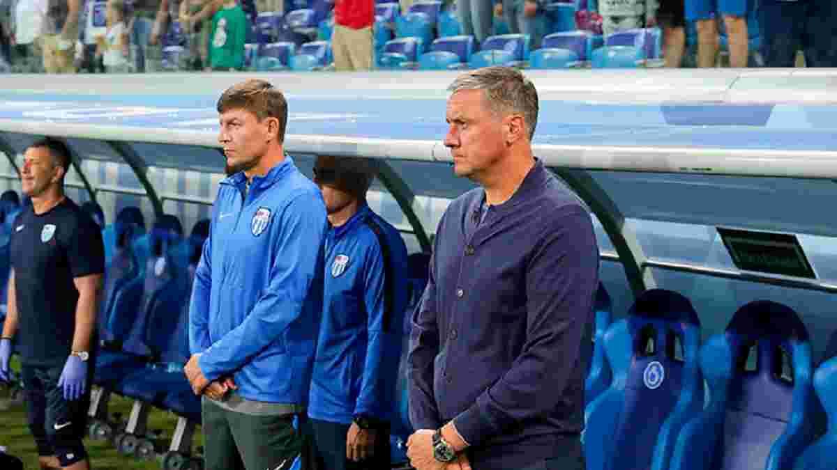 Хацкевич вперше прокоментував раптове звільнення з посади головного тренера Ротора