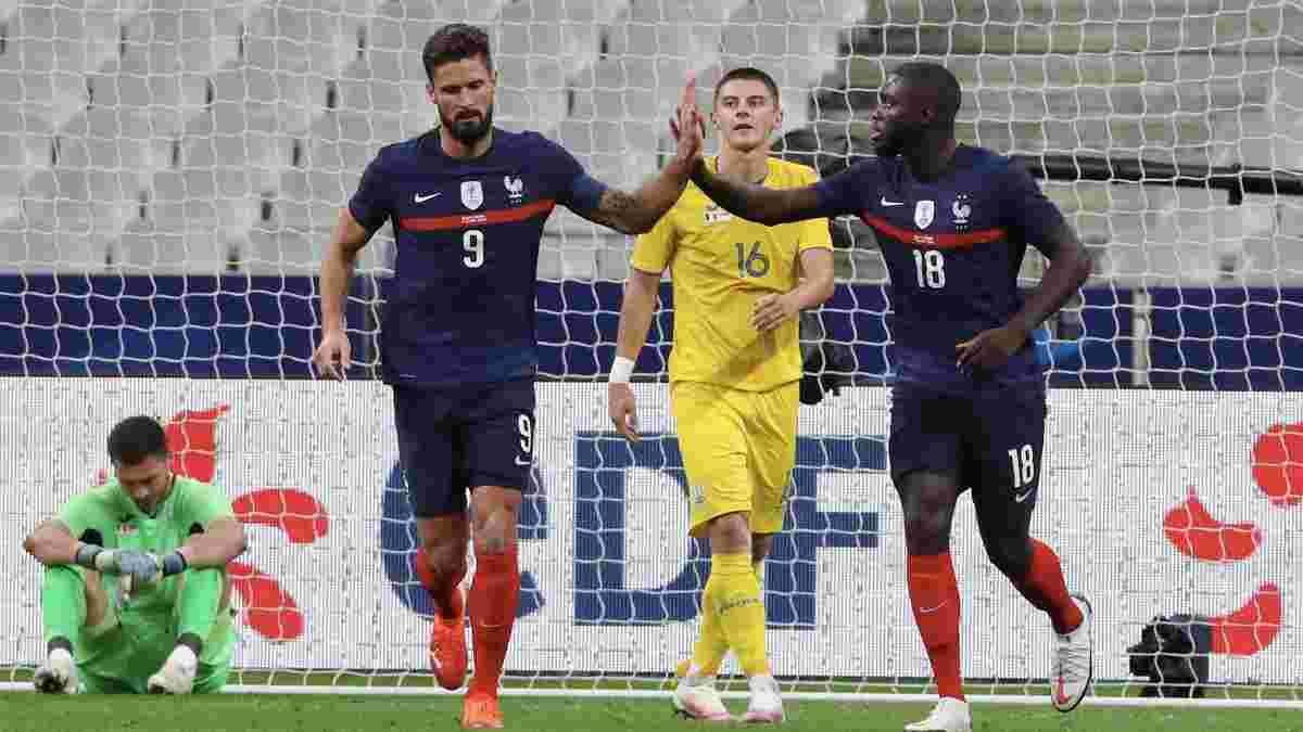 Франция – Украина: прогноз на матч отбора к ЧМ-2022