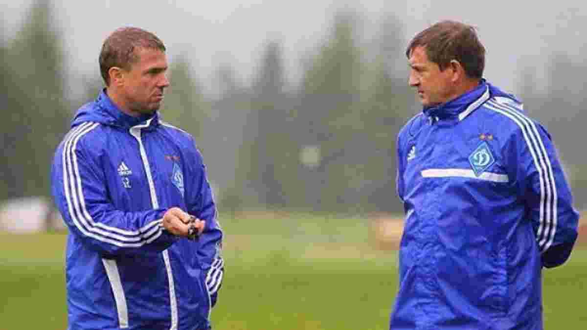Ребров объяснил, почему украинские тренеры Динамо были не в восторге от сотрудничества с испанцами