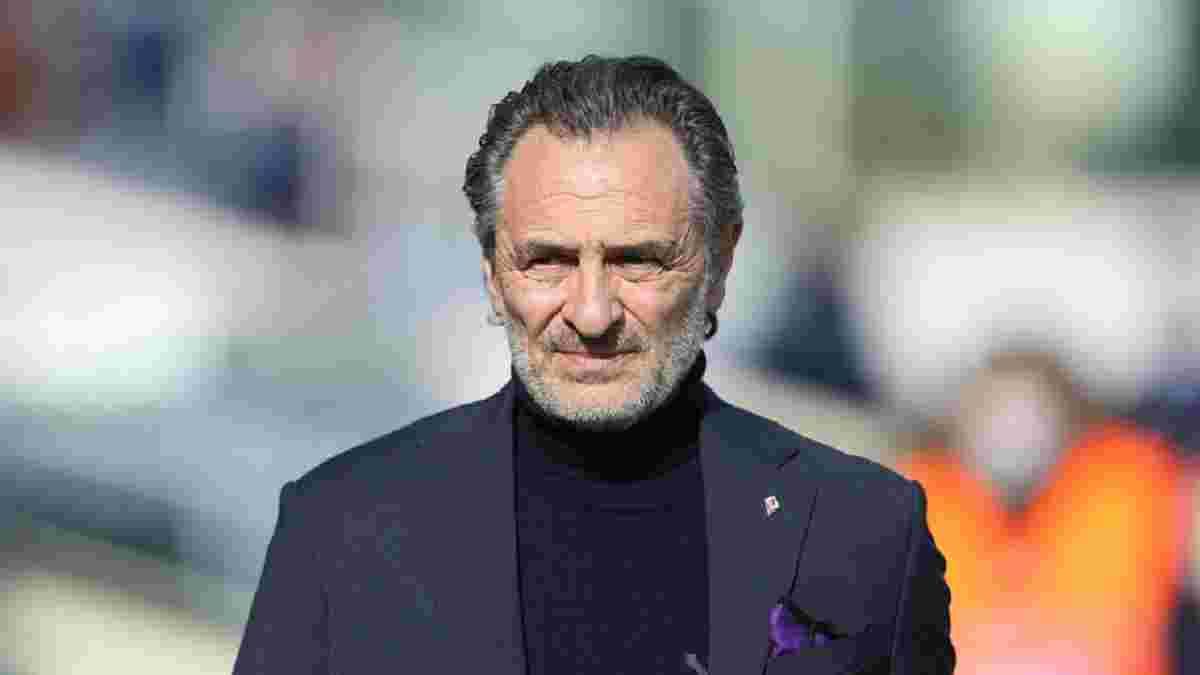 Пранделлі подав у відставку з посади головного тренера Фіорентини – клуб не хотів відпускати фахівця