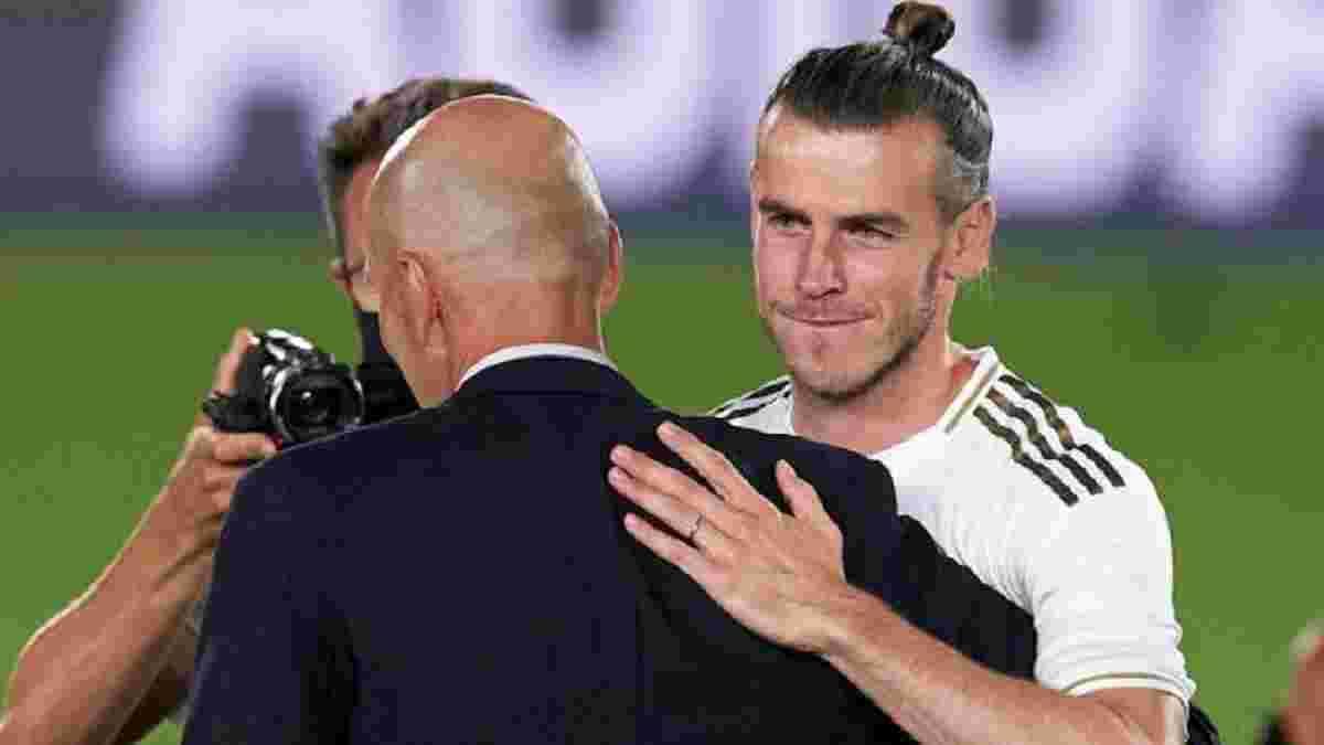 Бейл удивил заявлением о своем возвращении в Реал