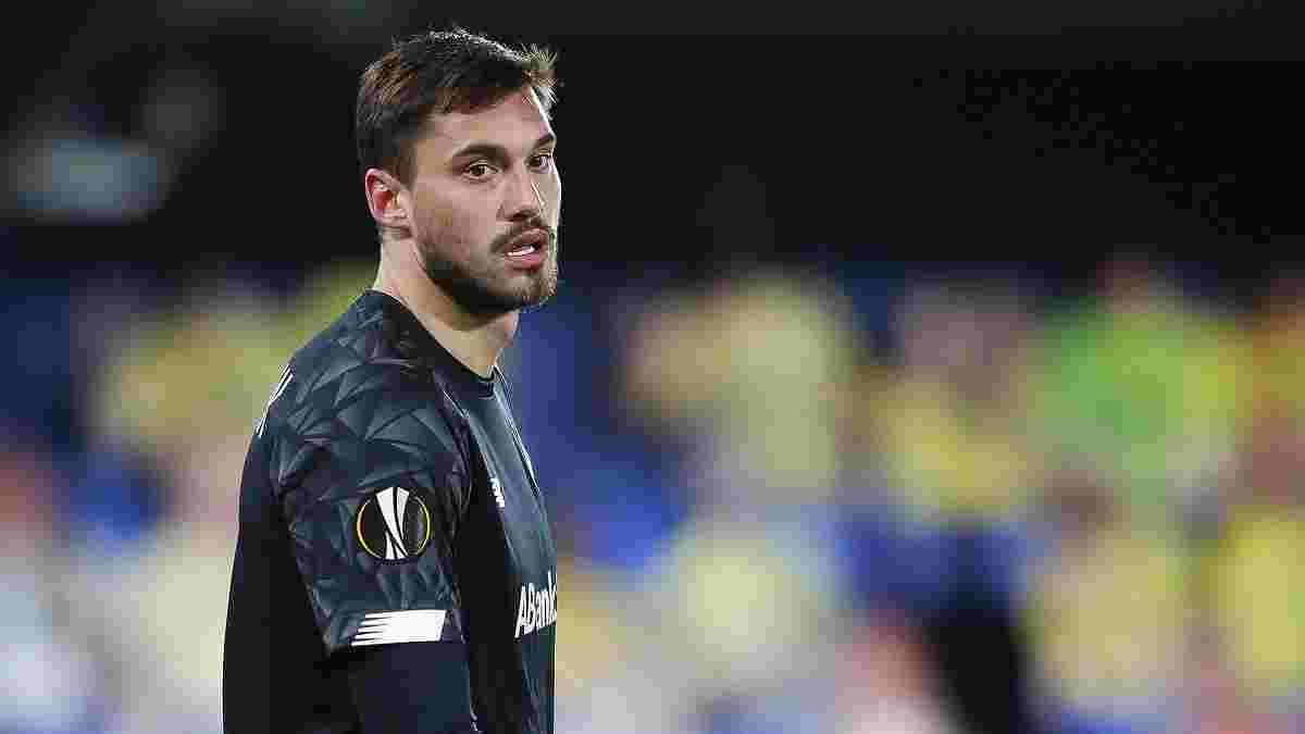 Буффон вірить у велику кар'єру Бущана – легенда Ювентуса у захваті від зустрічі з воротарем Динамо