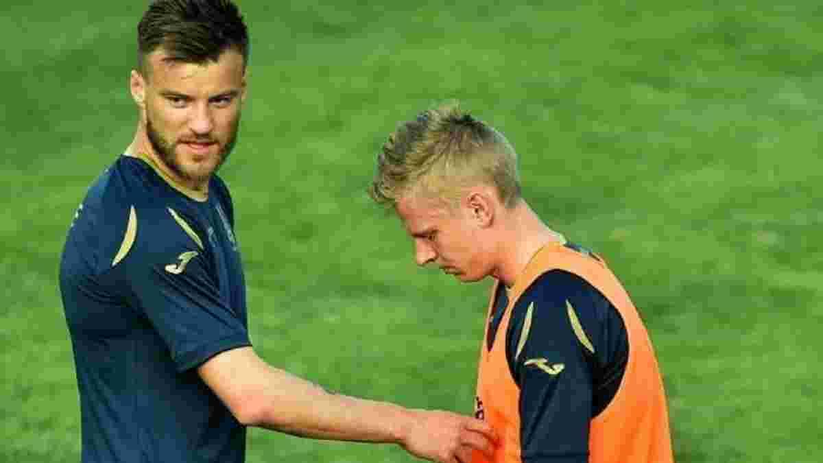 Манчестер Сити предоставил Зинченко отдельный чартер для поездки в сборную – Ярмоленко повезло меньше