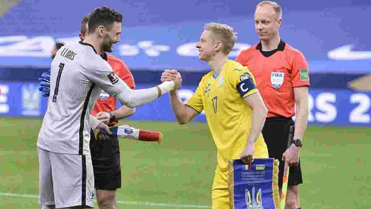 Льорис выделил основные причины, которые не позволили французам торжествовать в матче со сборной Украины