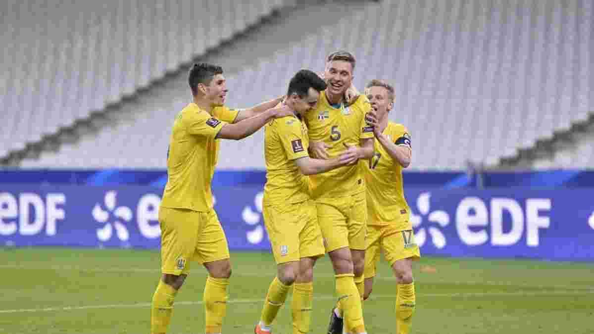 Украина – Финляндия: где смотреть матч отбора на ЧМ-2022