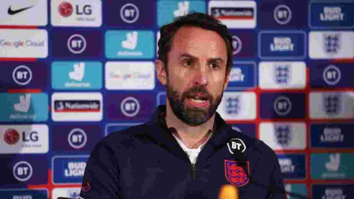 """""""Англия должна быть безжалостной"""": Саутгейт запланировал избиение соперника в квалификации ЧМ-2022"""