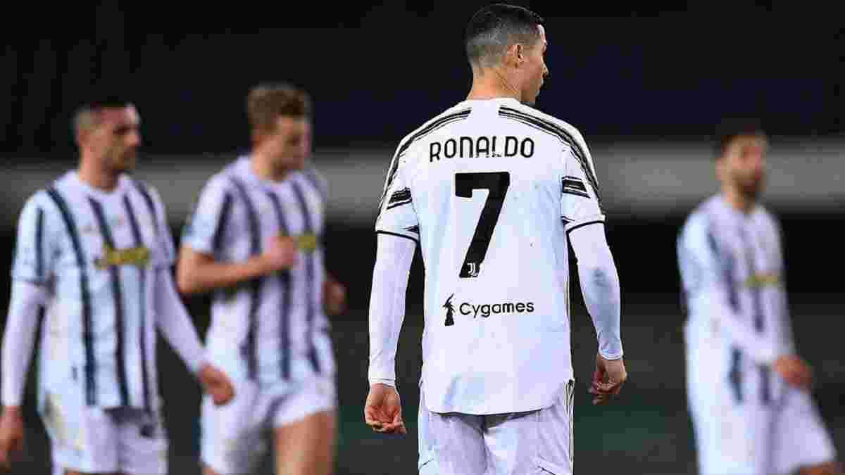 Реал остаточно зачинив двері перед Роналду – в Іспанії аргументували неможливість великого повернення