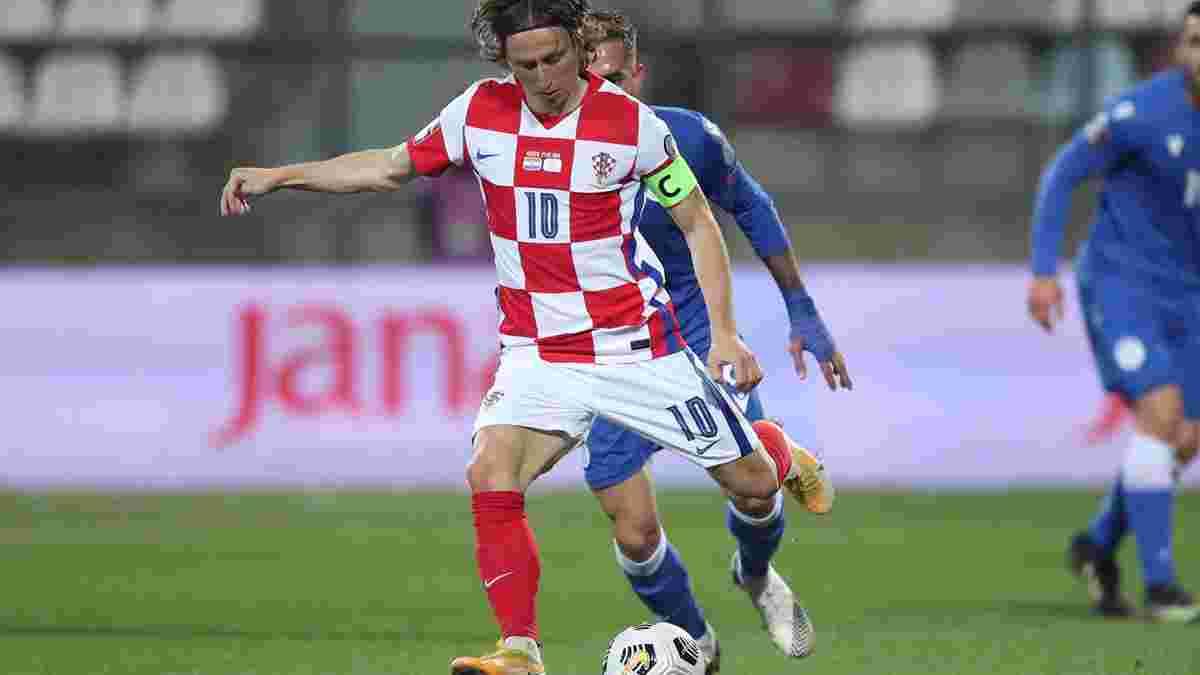 Відбір до ЧС-2022: Пашаліч подарував перемогу Хорватії,  Білорусь здійснила вражаючий камбек