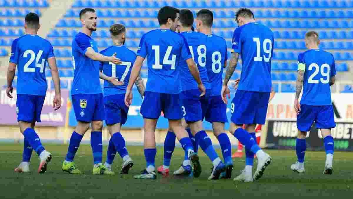 Динамо Киев уверенно обыграло Динамо Бухарест: голы Леднева и Клейтона, Луческу верит в молодежь, которая вершит разгром
