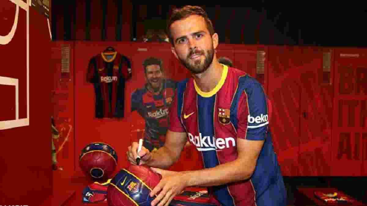 Месси помогал Пьяничу с адаптацией в Барселоне