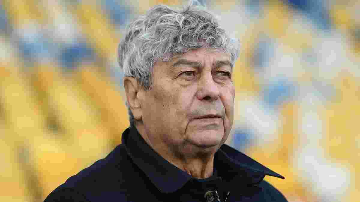 Луческу отримав картину від прихильників Динамо Бухарест – наставник киян вже визначився із долею подарунка