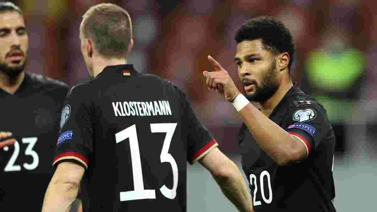 Німеччина та Англія стали лідерами своїх груп, Лєвандовскі оформив дубль, суперник України влаштував погром