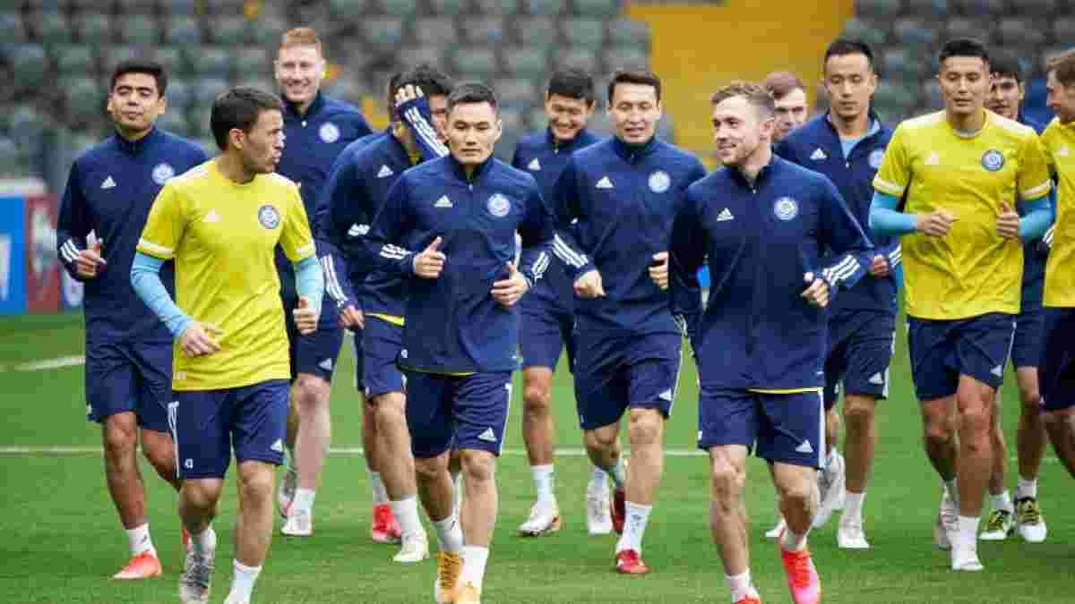 Казахстан потерпає через коронавірус – серйозні проблеми перед матчем проти України