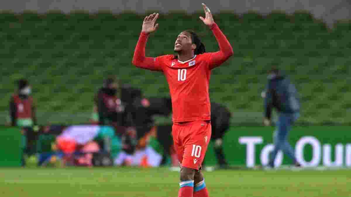Жерсон вдруге поспіль забив за Люксембург – жертвою зірки Динамо стали Роналду і Ко