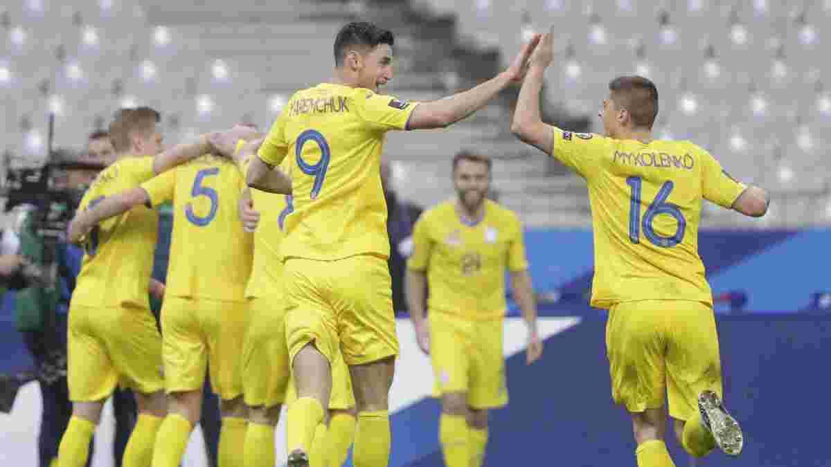 Україна – Казахстан: онлайн-трансляція матчу відбору ЧС-2022 – Трубін дебютує за збірну, 6 змін від Шевченка