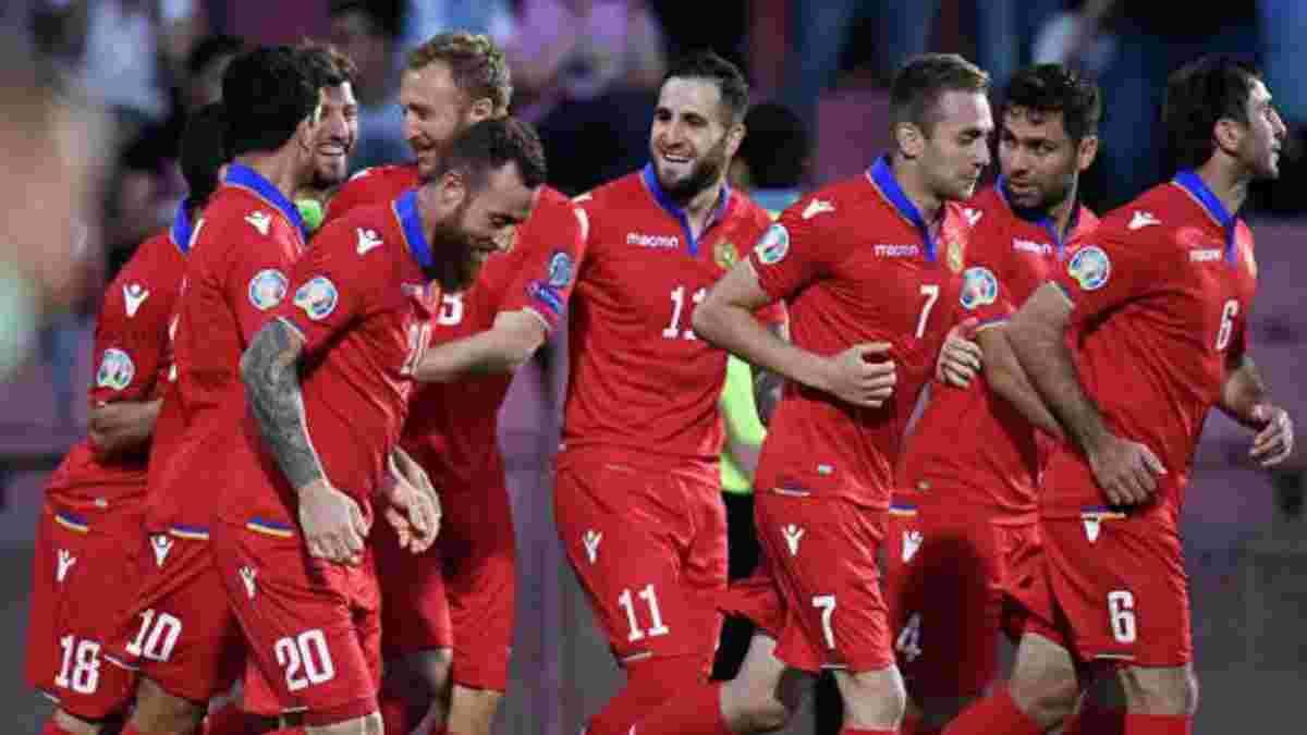 Вірменія – Румунія – 3:2 – відео голів та огляд матчу