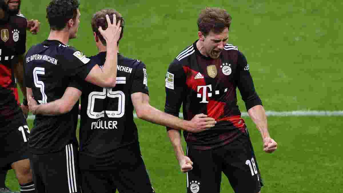Бавария удержала тяжелую победу над РБ Лейпциг в ключевом матче за чемпионство