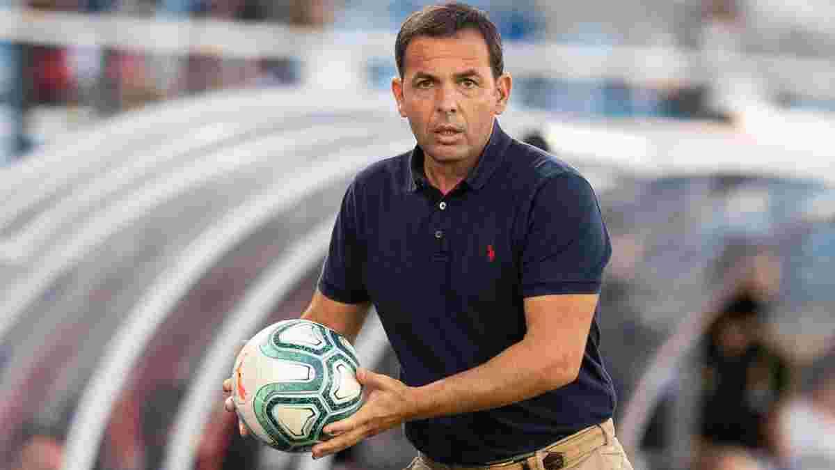 Алавес оперативно нашел нового наставника команды – он зажигал с Вильярреалом