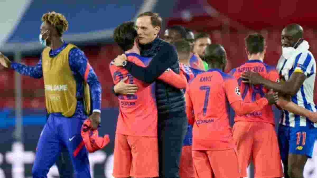 Порту – Челси: Тухель доволен реакцией подопечных на позорное поражение от аутсайдера АПЛ