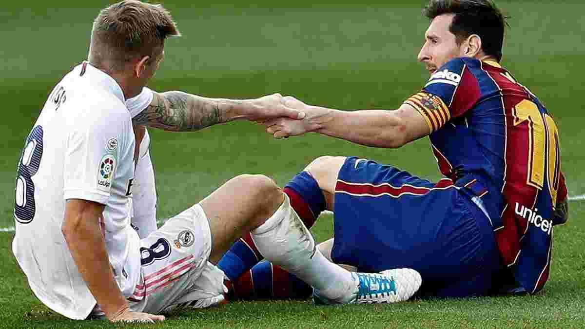 Реал – Барселона: онлайн-трансляция матча Примеры – битва за лидерство