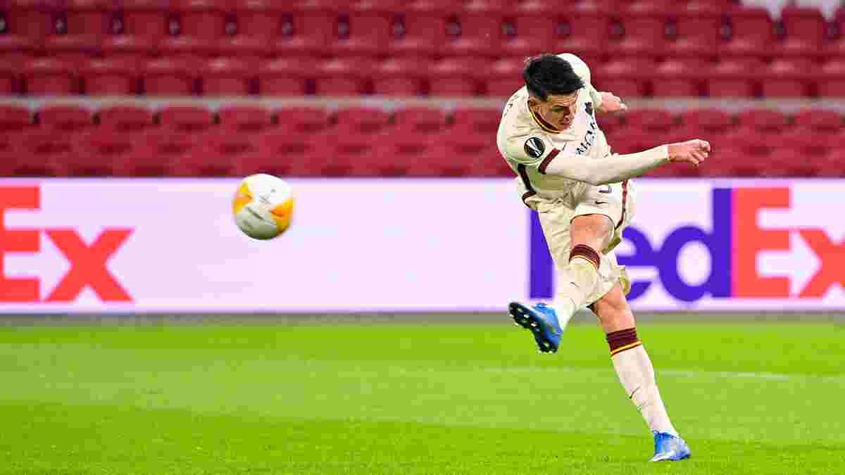 Камбэк Фонсеки в видеообзоре матча Аякс – Рома – 1:2