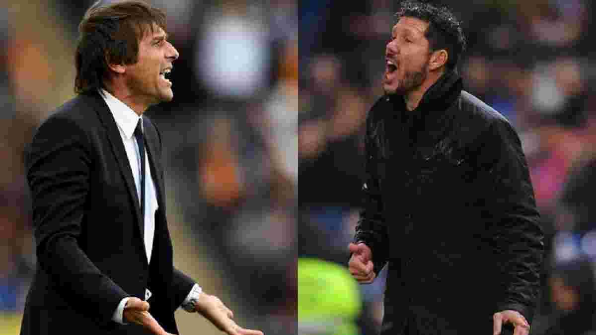 "Интер и Атлетико могут провести громкий ""обмен"" тренерами"