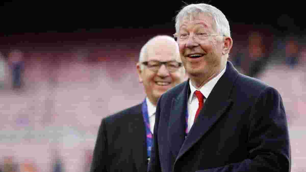 """Фергюсон знову поклав на коліна Ліверпуль – """"хет-трик"""" приніс легенді чек на суму 169 тисяч фунтів"""