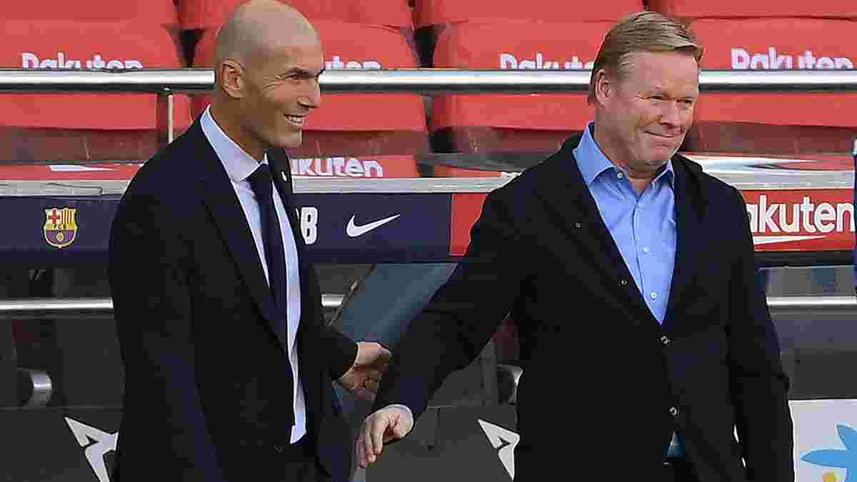"Куман ""наехал"" на Клоппа из-за критики Реала – шокирующий союз Мадрида и Барселоны"