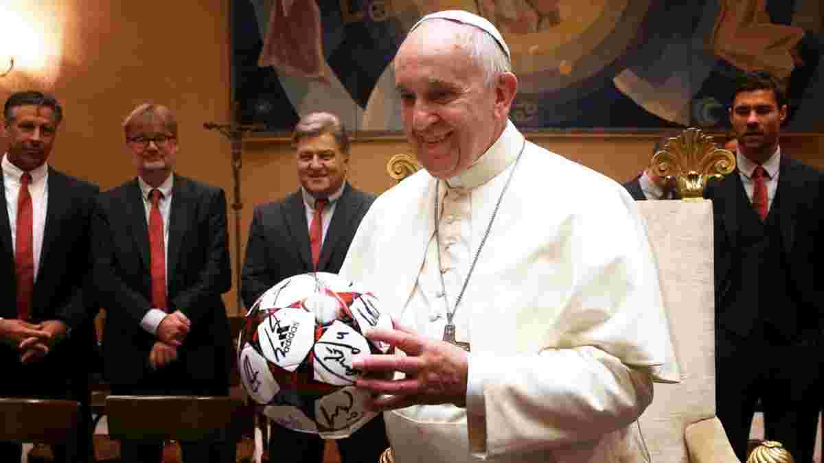 Игрок Сан Лоренсо отличился сумасшедшей бисиклетой – Папа Римский должен быть в восторге