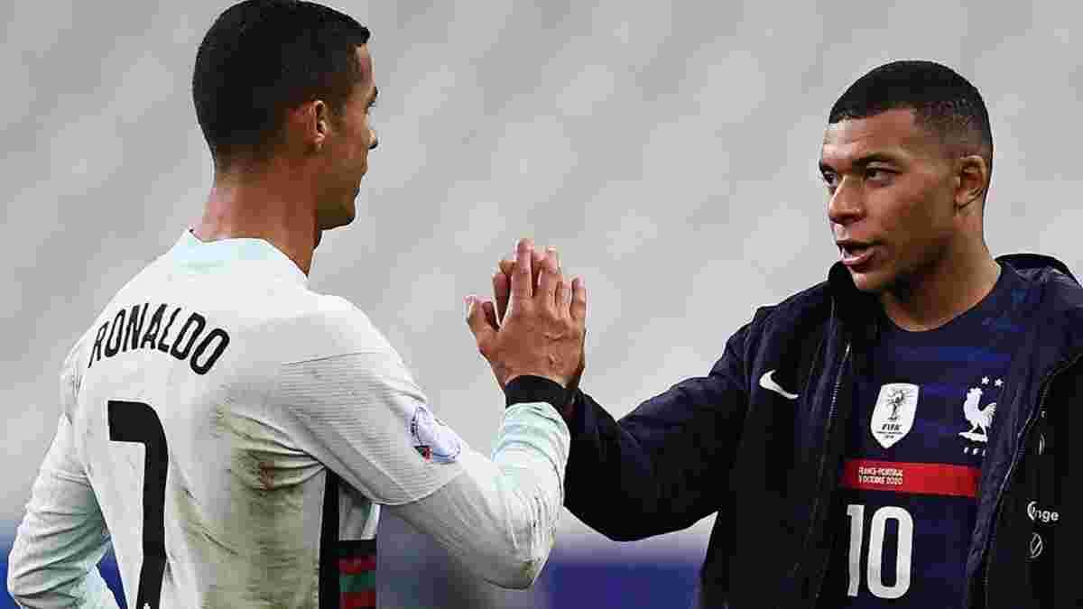 Мбаппе в Реал, Роналду в ПСЖ, Икарди в Ювентус – Tuttosport предсказывает грандиозный треугольник на лето