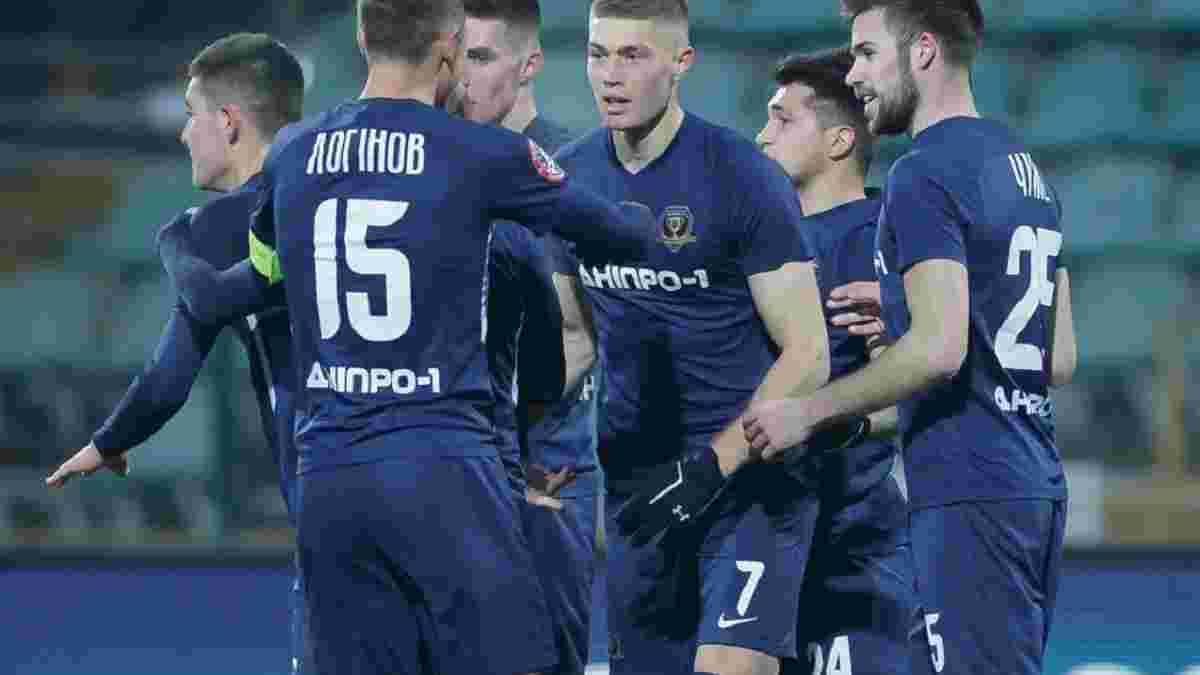 Грозний назвав головну мотивацію гравців СК-Дніпро-1 у матчі з Динамо