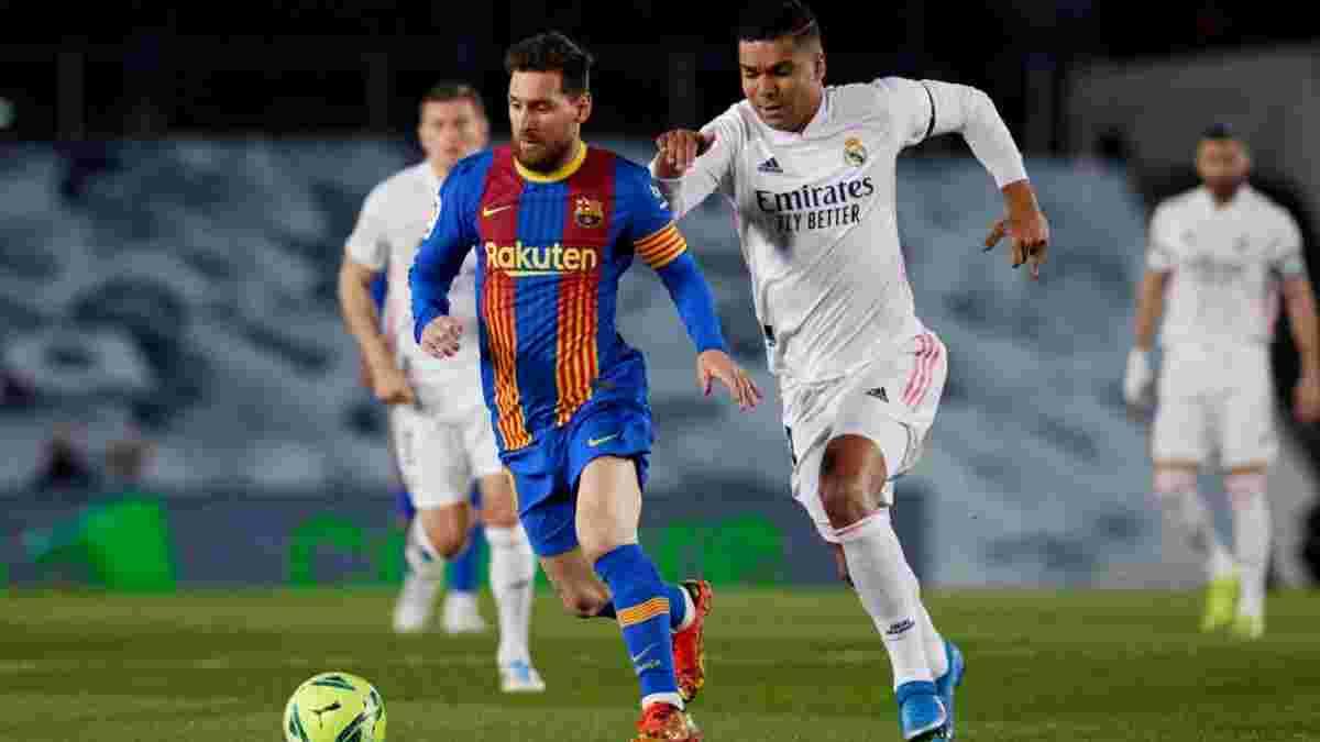 Главные новости футбола 10 апреля: Реал одолел Барселону, победы Динамо с Шахтером, потери киевлян на Классическое