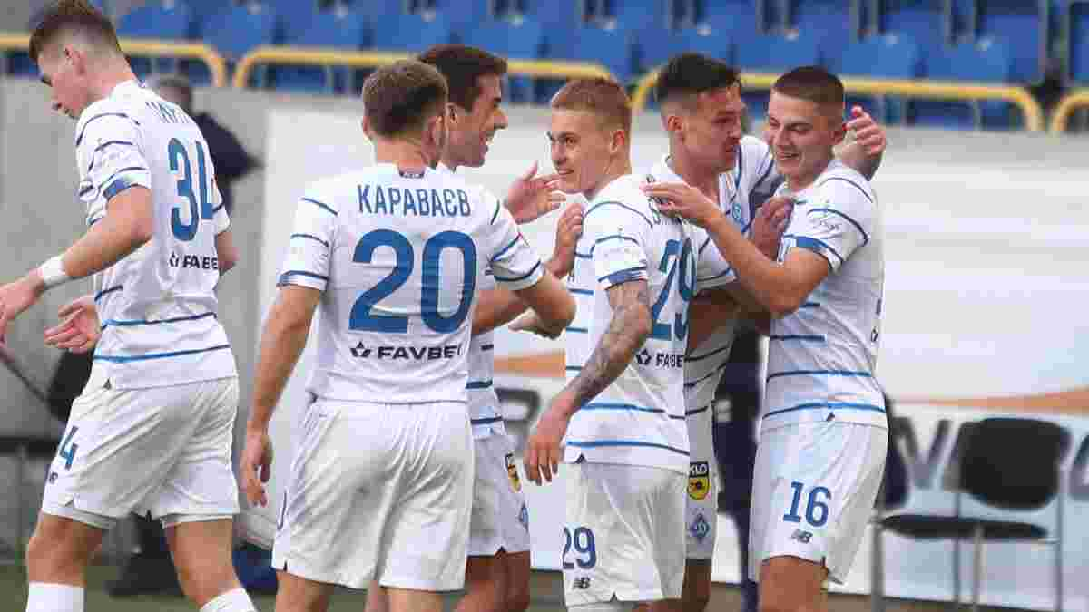 Миколенко озвучил задачи Динамо на остаток сезона