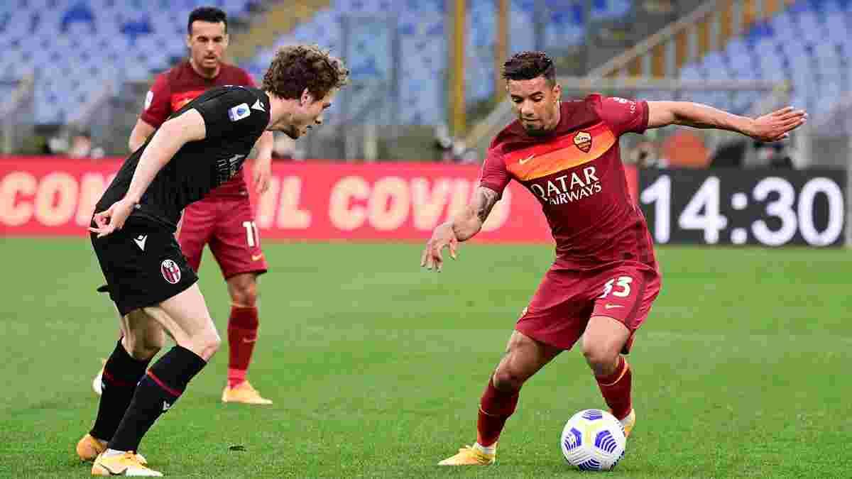 Рома мінімально здолала Болонью, Ювентус впевнено переміг Дженоа, Лаціо у доданий час вирвав перемогу у Верони