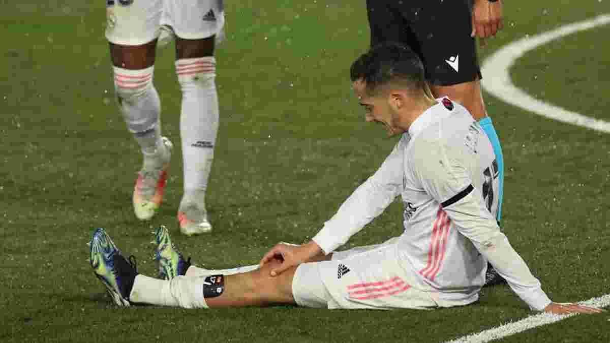 Реал втратив провідного гравця до кінця сезону – він пропустить Євро та ризикує більше не зіграти за Мадрид