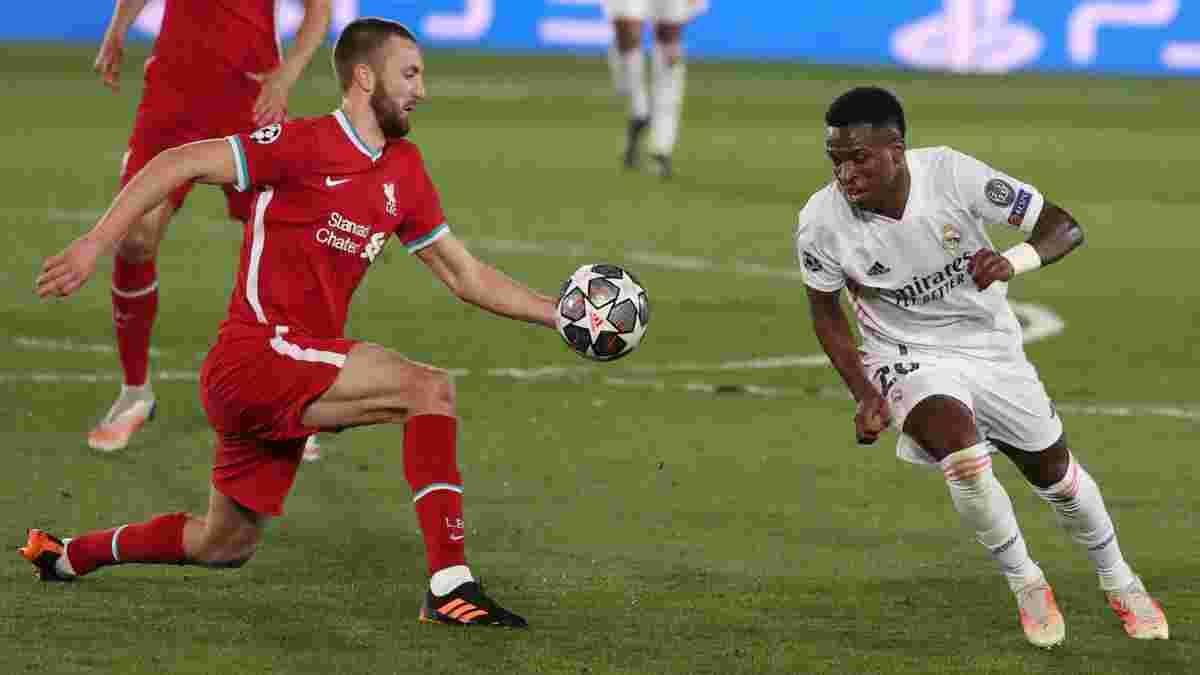 Ліверпуль – Реал: матч-відповідь 1/4 фіналу Ліги чемпіонів довірили бригаді арбітрів із Нідерландів