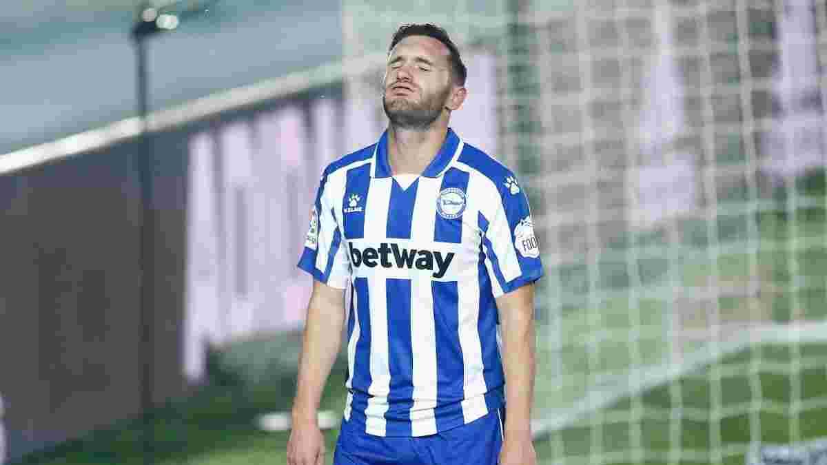 Лукас Перес может перебраться в Бешикташ – он конфликтовал с тренером