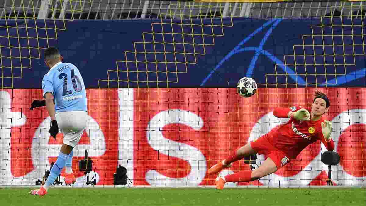 Манчестер Сити нервно дожал Боруссию Д и вышел в полуфинал Лиги чемпионов – Гвардиола снял 5-летнее проклятие