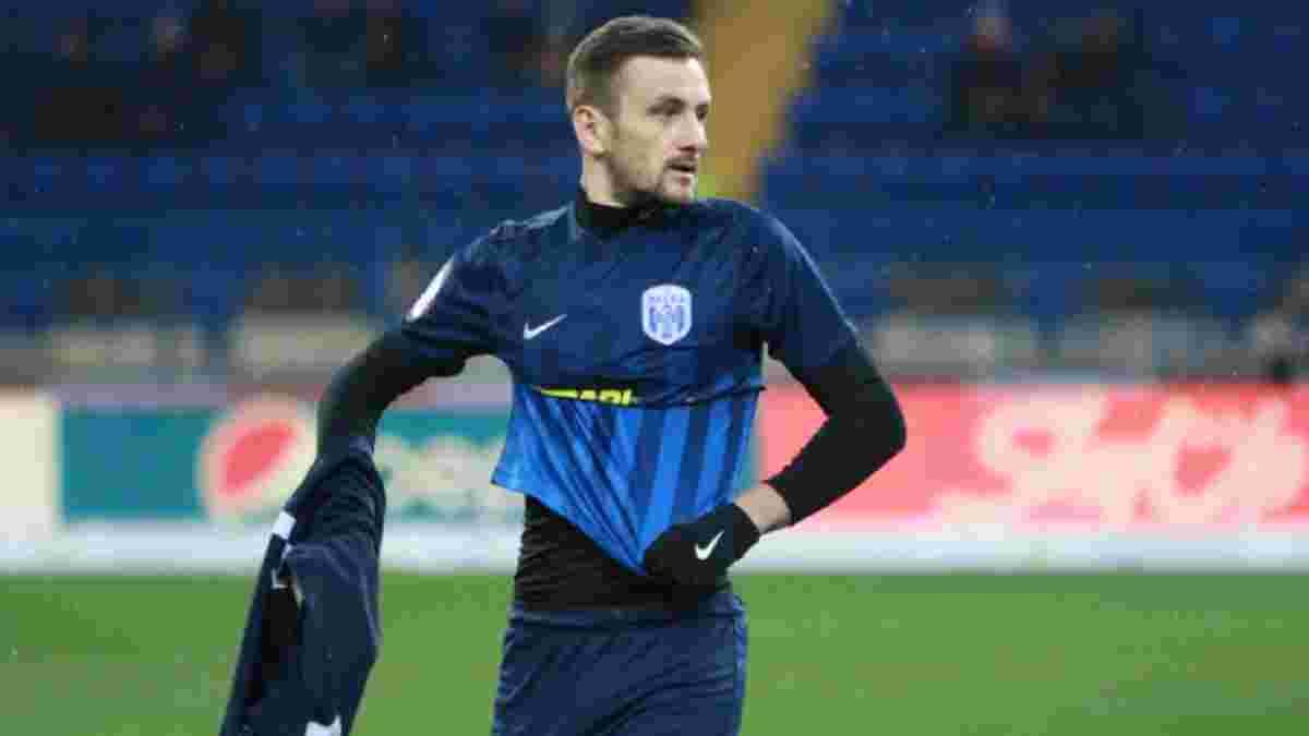 Тотовицький оцінив шанси отримати виклик у збірну України напередодні Євро
