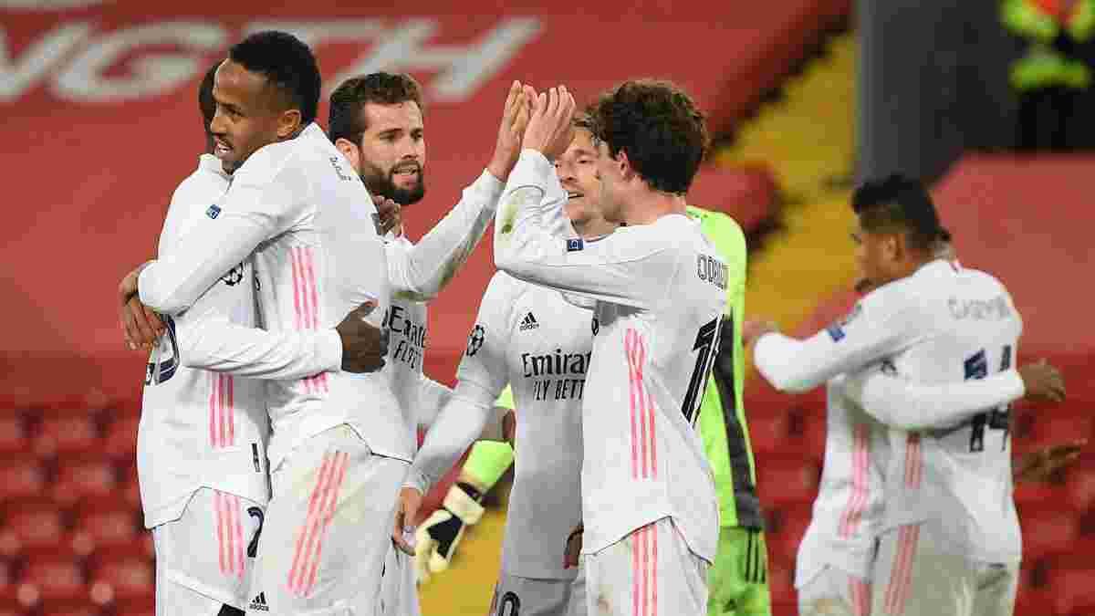 Ливерпуль – Реал: мадридцы улучшили свой впечатляющий рекорд ЛЧ