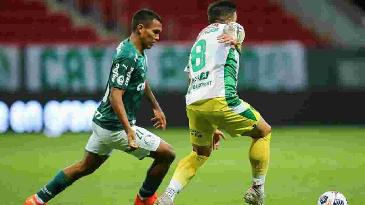 Палмейрас сенсаційно програв Суперкубок Південної Америки – екс-зірка Шахтаря і воротар зганьбились у серії пенальті
