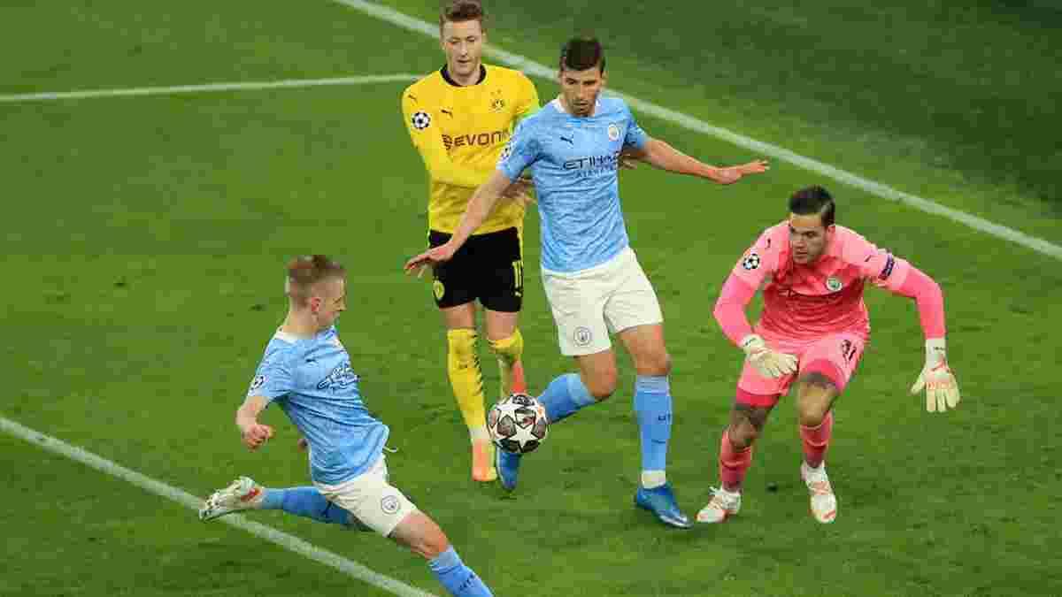 Зінченко відреагував на вихід Манчестер Сіті у півфінал ЛЧ – екс-гравець Барселони привітав українця
