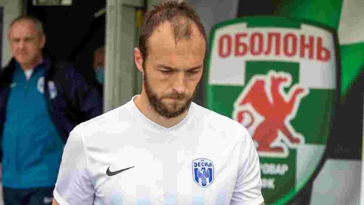 Імереков оцінив власні шанси на виклик у збірну України і назвав топ-3 гравців Десни, які заслуговують на увагу Шевченка